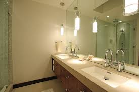 pendant lights technique los angeles contemporary bathroom