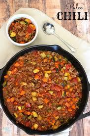chili cuisine all and veggie paleo chili recipe