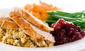 thanksgiving in restaurant natashainanutshell
