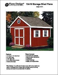 cheap shed plans 10 x 14 free find shed plans 10 x 14 free deals