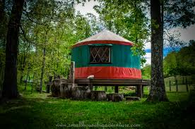 tiny house big living riverstone yurt small house big adventure