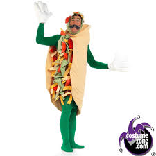 Halloween Rat Costume U0027s Dress Tacos Halloween Huffpost