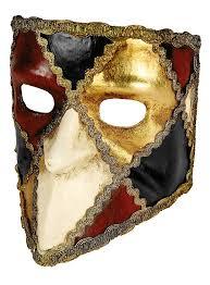 bauta mask bauta scacchi colore venetian mask maskworld