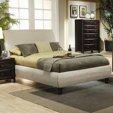 california king bed frame ikea coaster 300369ke brown eastern size