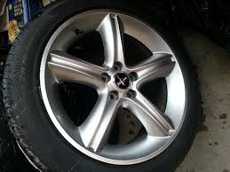 2010 mustang gt tire size will these wheels fit mustang evolution