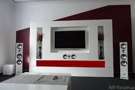 Wohnzimmerverbau Modern Tv Wand Selber Bauen Ideen Nzcen Com