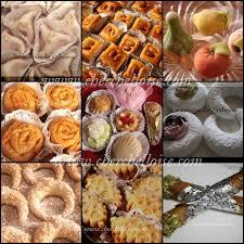 recette avec de cuisine recette gâteaux algérois avec photos des é le mag culinaire