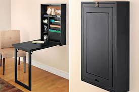 Floating Wall Desk 17 Wall Mounted Desks To Make The Most Of Your Small Space Brit Co