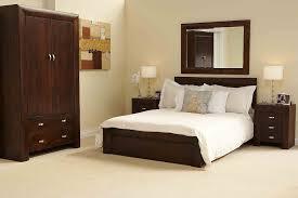 dark cherry bedroom furniture decor wood sets chic contemporary