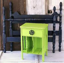 green nightstand navy blue bed loud and proud petticoat junktion