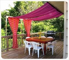 Cheap Outdoor Curtains For Patio Best 25 Patio Shade Ideas On Pinterest Sail Shade Diy Patio