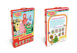 Images Of Yo Gabba Gabba by Amazon Com Reading Is Awesome A Best Friend For Foofa Friends
