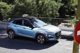 lexus jeep 2018 2018 hyundai kona is a mini suv with big looks and advanced tech