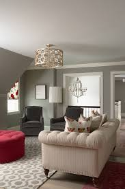 possible colors gray walls with cream gold and a bold accent