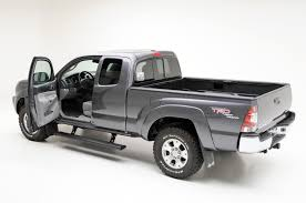 Toyota Tacoma Double Cab Roof Rack by Amp Research Powerstep