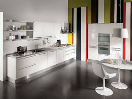 one wall kitchen design kitchen cozy small kitchen decoration design ideas using solid