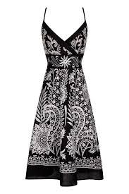 summer dresses uk womens summer dress 100 cotton v neck floral mid length
