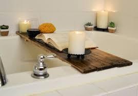 Wood Bathtub Caddy Bathtub Wine Holder Over The Tub Bath Caddy Bathtub Caddy Wood