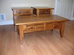 Rustic Coffee And End Tables Endearing Coffee Table End Set Inexpensive Tables In And Idea 3