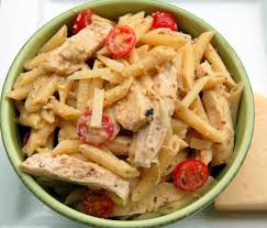 Homemade Pasta Salad by Good Food Recipes Bbq Chicken Pasta Salad Recipe