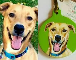 custom pet ornament etsy