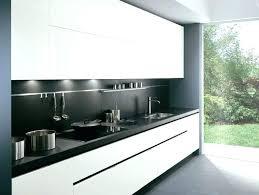 cuisine blanc laqué meuble de cuisine blanc laque cuisine blanc laquac pas cher