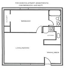 1 bedroom floor plans simple 1 bedroom house plans one two bedroom traditional