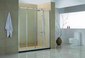 bathroom design awesome semi frameless shower semi frameless