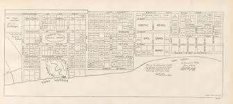 historical maps of toronto 1797 smith plan for the enlargement of