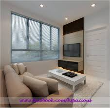 Living Room Tv Console Design Singapore Hdb Tv Console Feature Wall Hspacious Living Spaces Pinterest