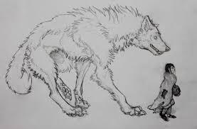 wolf art lindsey blakely art portfolio