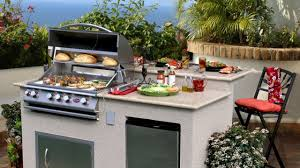Out Door Kitchen Ideas Outdoor Kitchen Grill Bar Furniture Cheap And Unique Home Sets
