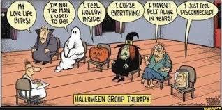 image gallery halloween puns