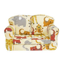 Removable Sofa Covers Uk Kids Sofa In Jungle Design Childrens Sofas U0026 Chairs Cuckooland