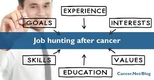 3 tips for finding a new job after cancer cancer net