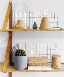 Edison Table Lamp Edison Table Lamp In Teak