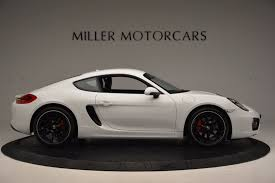 cayman porsche 2014 2014 porsche cayman s stock mc264a for sale near greenwich ct