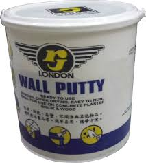 wall putty rj wall putty 5kg fillers putty waterproofing horme singapore