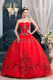 black and white quinceanera dresses and black embroidery popular best quinceanera dress 1st dress