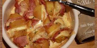 plat cuisiné au four mini raclette au four facile et pas cher recette sur cuisine actuelle