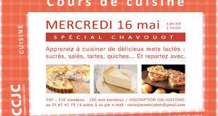 cours de cuisine neuilly sur seine centre communautaire de neuilly sur seineatelier de cuisine de