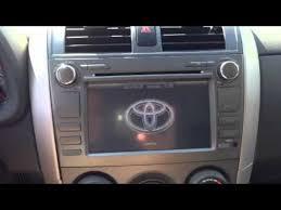 2012 toyota corolla custom 2012 corolla stereo aftermarket