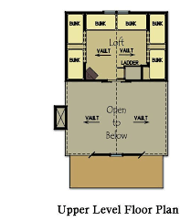 cabin floorplans small cabin plan with loft small cabin house plans