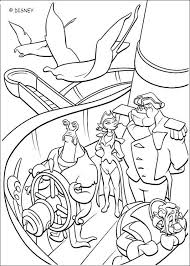 treasure planet coloring book pages 40 free disney printables