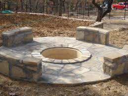 Concrete Fire Pit by How To Make A Concrete Fire Pit Fire Pit Design Ideas