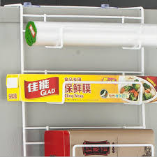 6 tier multi purpose metal kitchen cabinet refrigerator side rack