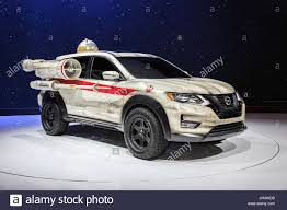 nissan rogue one star wars nissan rogue one a star wars story shown at the new york stock