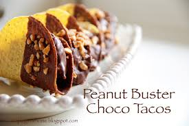 cuisine simple 67 simple peanut buster choco tacos