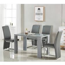 Glass Dining Table And  Chairs Upto  Off Furniture In Fashion - Glass dining room tables