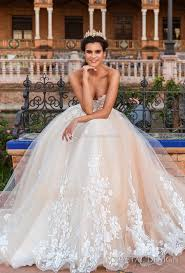 strapless bustier for wedding dress corset princess gown wedding dresses 2017 design